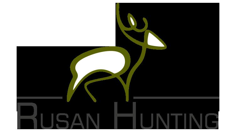 Rusan Hunting logo